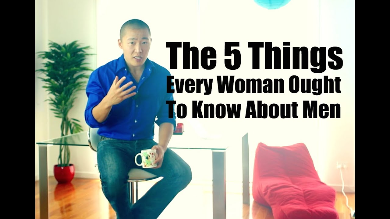 5 things every man should know