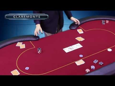 How To Play Texas Holdem Poker - The 3rd & 4th Rounds Of Betting