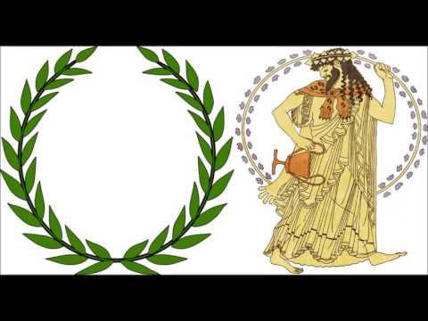 Ancient Greek Music: Hymn to Dionysos