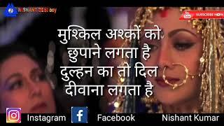 Dukh ka sehra Suhana Lagta Hai (lyrics) Akshay-Kumar & Shilpa shettyl Dhadkan  #NISHANTDESIboy