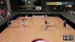NBA 2K21 KPL 4rd 올스타전