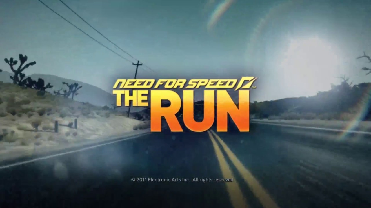 NFS - THE RUN | How to change language | RUSSIAN TO ENGLISH | EASY WAY !!