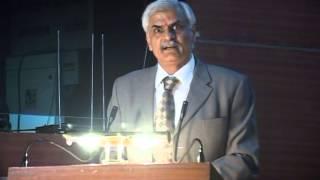 Dr. R.K. Khandal (Vice Chancellor UPTU Lucknow) @ IMS GHAZIABAD
