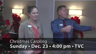 12 14 18 Assisted Living Christmas Caroling TO AIR