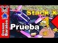 Eachine Stack X Prueba Camara FULL HD (No la Recomiendo)