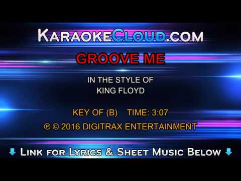 King Floyd - Groove Me (Backing Track)