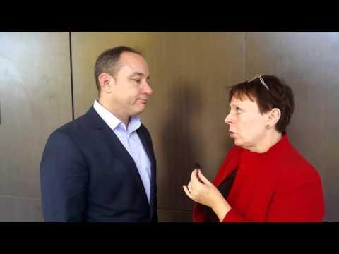 Barrie Business Week Mark Hill Interview