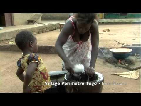 En terre inconnue -  Village Périmètre TOGO