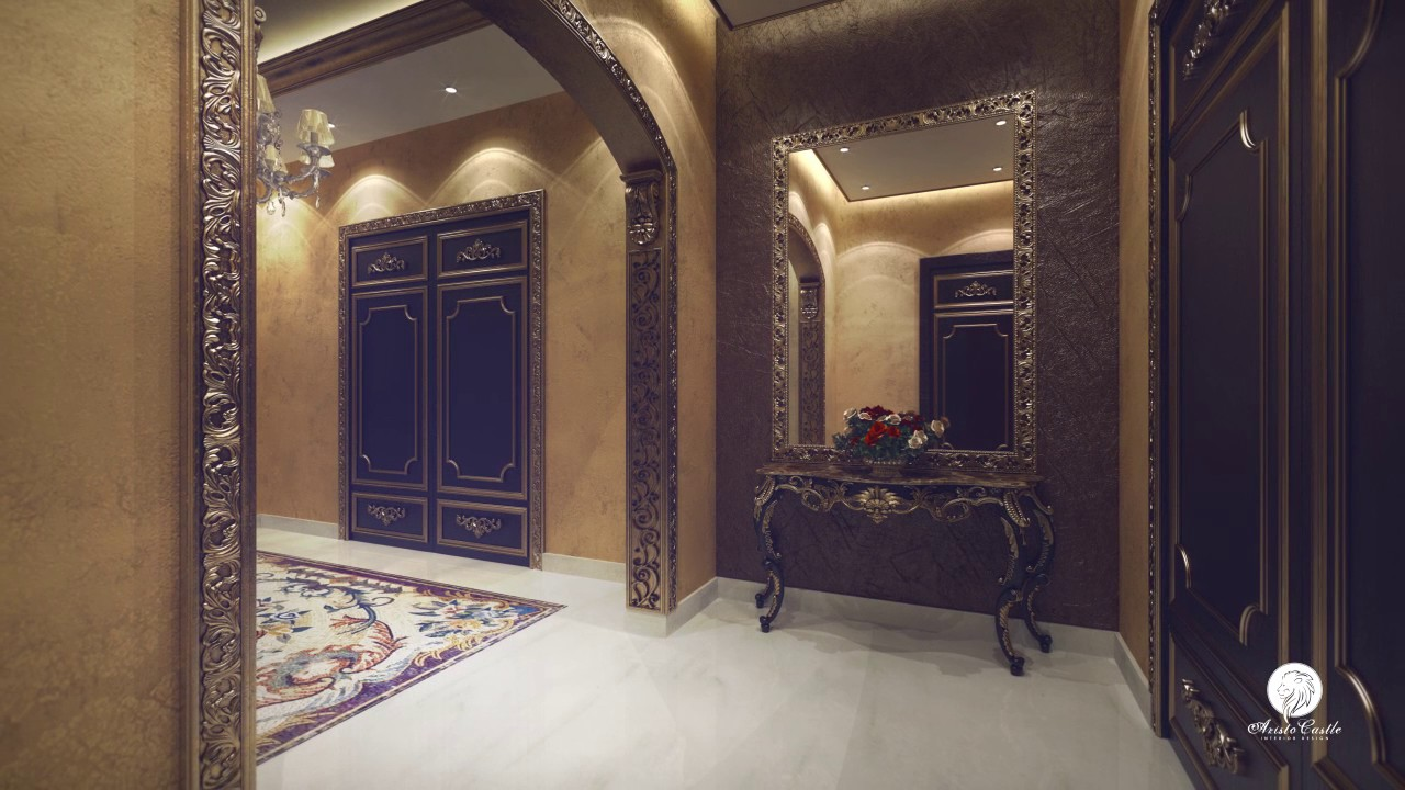 Castle Interior Design Property luxury interior designaristo castle interior design llc  youtube
