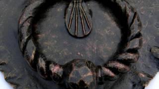Красивая кованая ручка на дверь под старину ковка цена(, 2016-10-17T11:16:14.000Z)