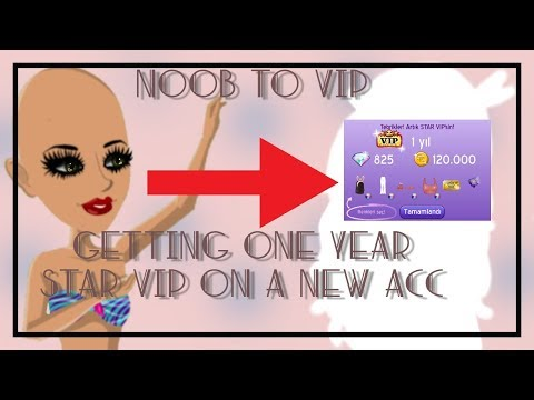 Getting 1 year vip on a NEW account! Noob to VIP