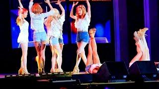 [4k Fancam/직캠]150727 소녀시대(Girls Generation)  - Check @울산 음악중심