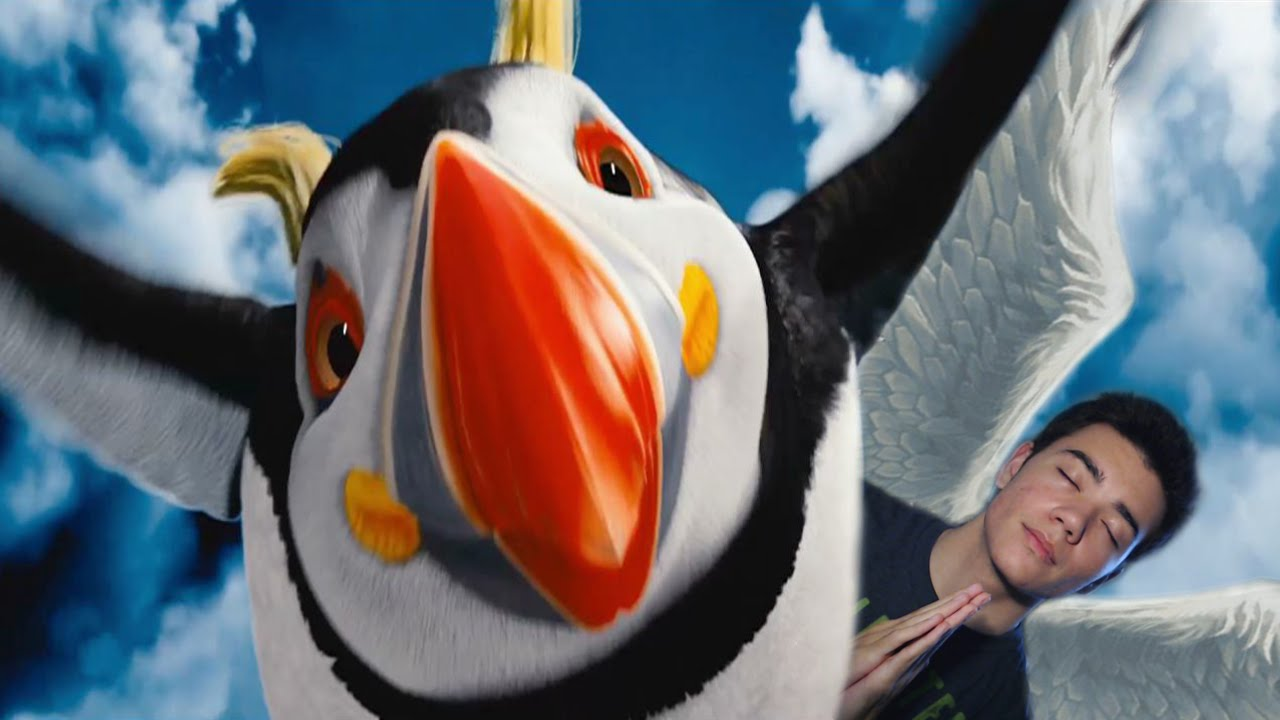 Penguin Can Fly 2