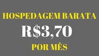 Domínio e Hospedagem Barata | HOSPEDAGEM DE SITES BARATA | Hospedagem de Sites Por R$3.70 Mensal