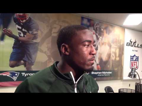 Kayvon Webster talks FSU/USF