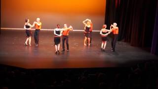 Dance Fusion 2017 - Salsa Performance