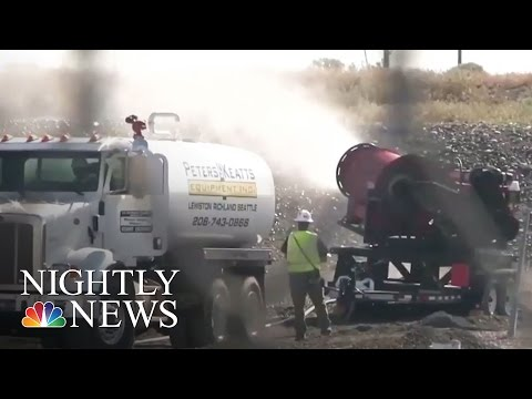 Radioactive Scare At Hanford Nuclear Site In Washington State | NBC Nightly News