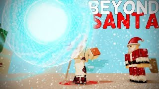 Roblox Naruto beyond NxB - Santa Is In Naruto Beyond! (Naruto beyond NxB Christmas update)