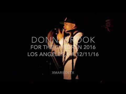 Donnybrook -FULL SET- | UNION | For The Children 2016