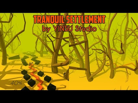 Dancing Line PC [Fanmade] Tranquil Settlement by YINSU Studio