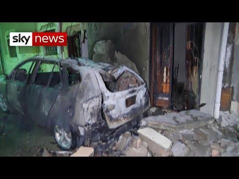 Deadly rocket attacks in Tripoli