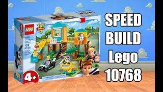LEGO Toy Story 4 - 10768 Buzz & Bo Peep's Playground Adventure - Speed Build