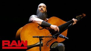Braun Strowman bashes Elias with a bass: Raw, Feb. 12, 2018