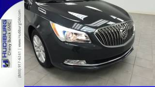 New 2015 Buick LaCrosse Midwest City Oklahoma City, OK #D7527