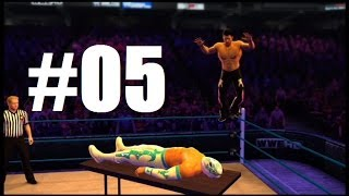 WWE 2K14 Universe Mode | Episode 5 | Fandango's Flaming Table