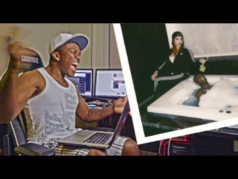 KSI - Adam's Apple ft Alesa (Official Music Video) Behind The Scene & Reaction