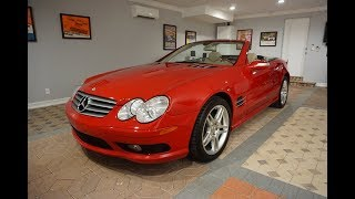 This 2006 Mercedes Benz SL500 Sport is the R230 that made the SL-Class in to a Supercar