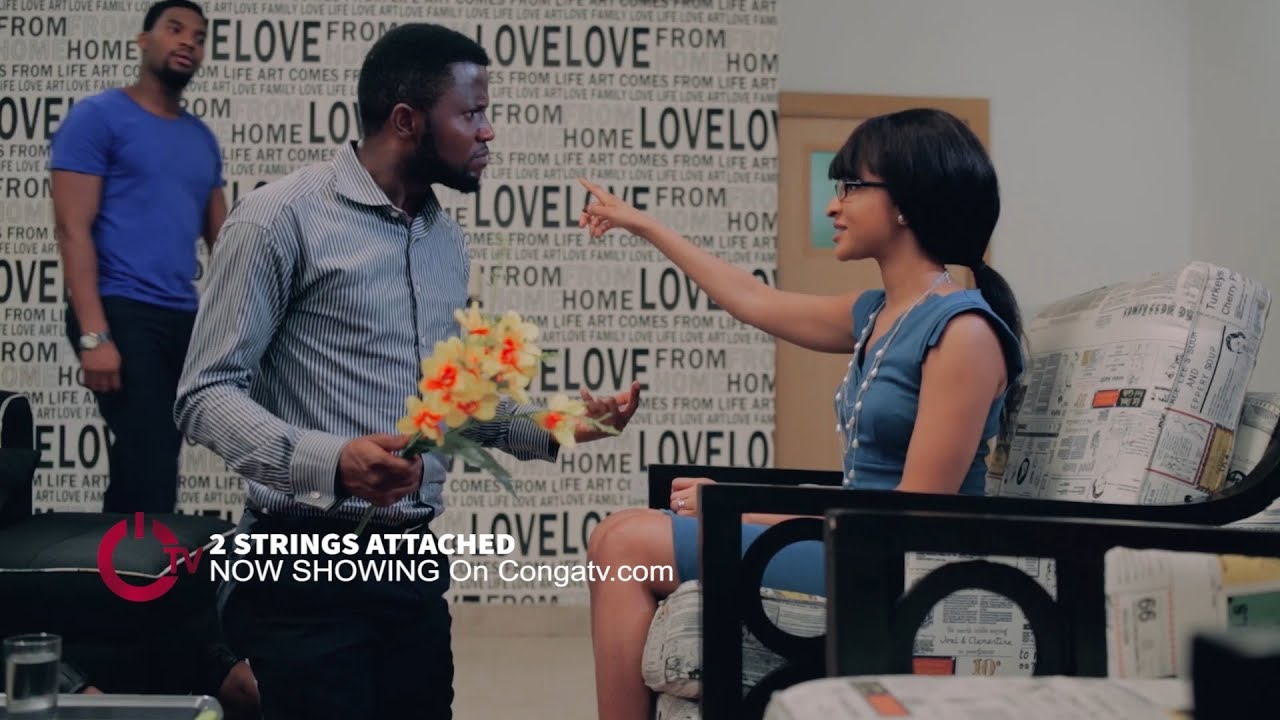 Download 2 STRINGS ATTACHED (Adesuwa Etomi, Kunle Remi) Vs MURDER CALL - New Latest Nigerian Movies 2018