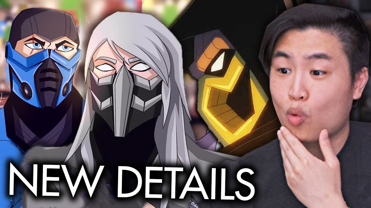 NEW Mortal Kombat: BATTLE OF THE REALMS Movie Officially Announced!! (NEW DETAILS)