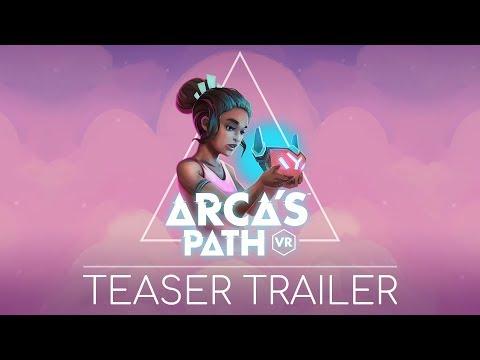 Arca's Path VR - Teaser Trailer   PSVR, Oculus, Steam VR