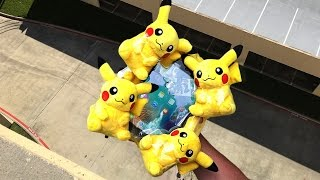 Can Pikachu Protect an iPad Air from a 100 FT Drop? - GizmoSlip