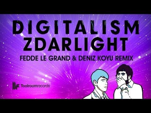 Fedde Le Grand & Deniz Koyu Remix - Digitalism - Zdarlight [Official Music Video]