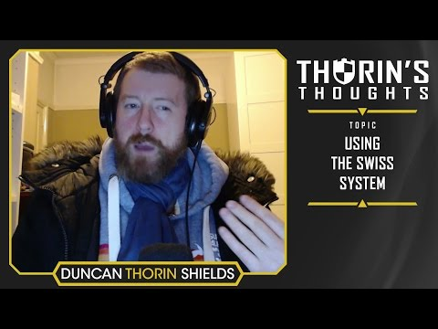 Thorin's Thoughts - Using the Swiss System (CS:GO)