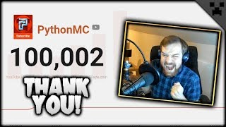 WE JUST HIT 100,000 SUBSCRIBERS! THANK YOU!