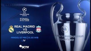 Video Laga Final UEFA Champions League - Real Madrird vs Liverpool download MP3, 3GP, MP4, WEBM, AVI, FLV September 2019