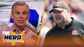 Ezekiel Elliott is losing the PR battle, Kitchens' comments are 'predictable' | NFL | THE HERD