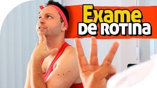 Baixar EXAME DE ROTINA - ERROS DE GRAVAÇÃO NO FINAL