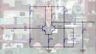 Принцип роботи операційного підсилювача