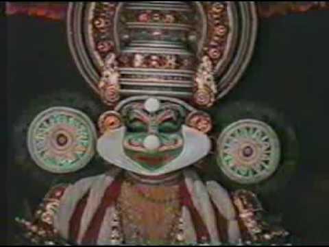 Kathakali - Kamaladhalam - Keezhpadam Kumaran Nair - Part -1