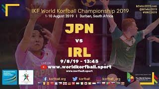 IKF WKC 2019 JPN-IRL