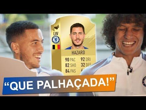 Jogadores que REAGIRAM MAL às suas CARTAS no FIFA 18! 😡😂 (Veja até o final)