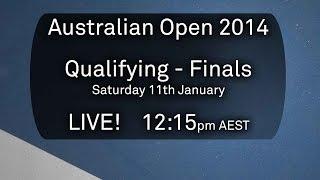 Australian Open: Day 4 Qualifying - Australian Open 2014