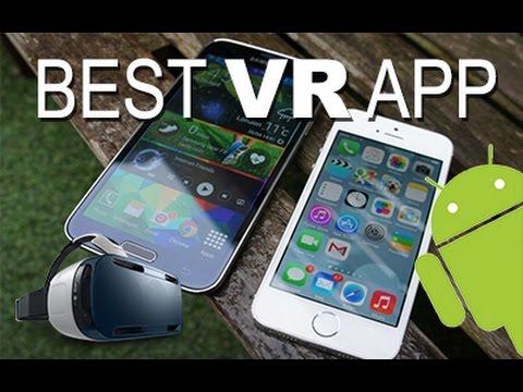 BEST VR app 2016 - Cea mai tare aplicatie VR pe Android HD