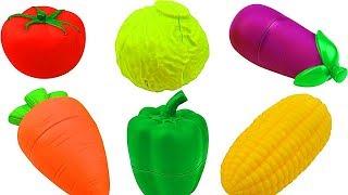 Леди Диана и разноцветная фруктово-овощная карусель. НЕ ЗАБУДЬТЕ ПО...