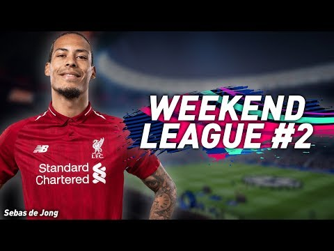 FIFA 19 WEEKEND LEAGUE POT 11 T/M 16 EN TEAMS BEOORDELEN!! Sebas de Jong AlleenMaarGezelligheid