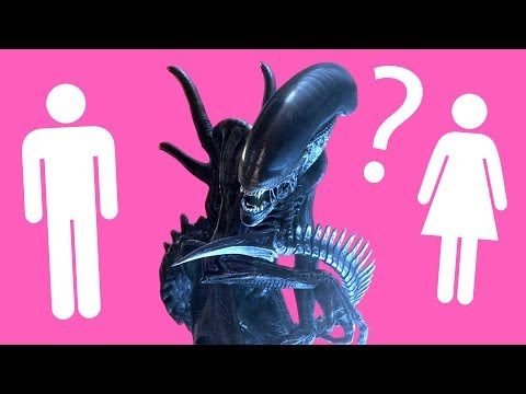 What GENDER is the XENOMORPH?